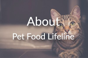 about pet food lifeline